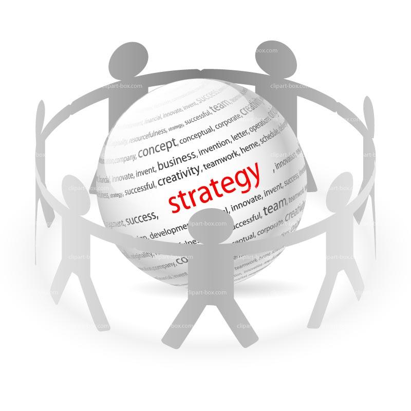 Strategy globe image